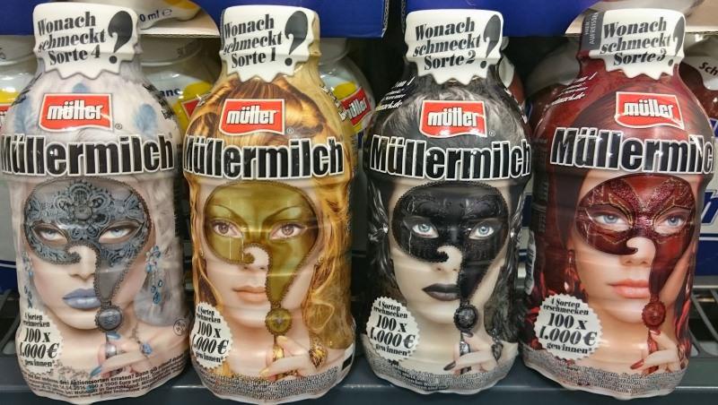 Muellermilch Gewinnspiel Hast Du Geschmack