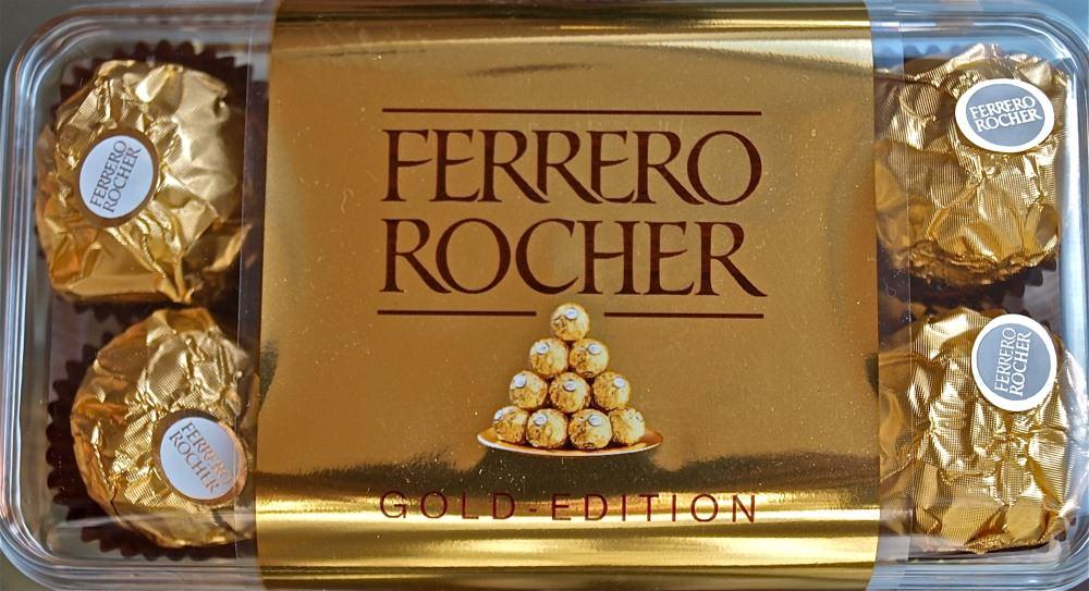 Ferrero Rocher Gewinnspiel 2016